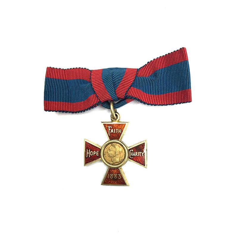 Royal Red Cross, Queen Victoria 1
