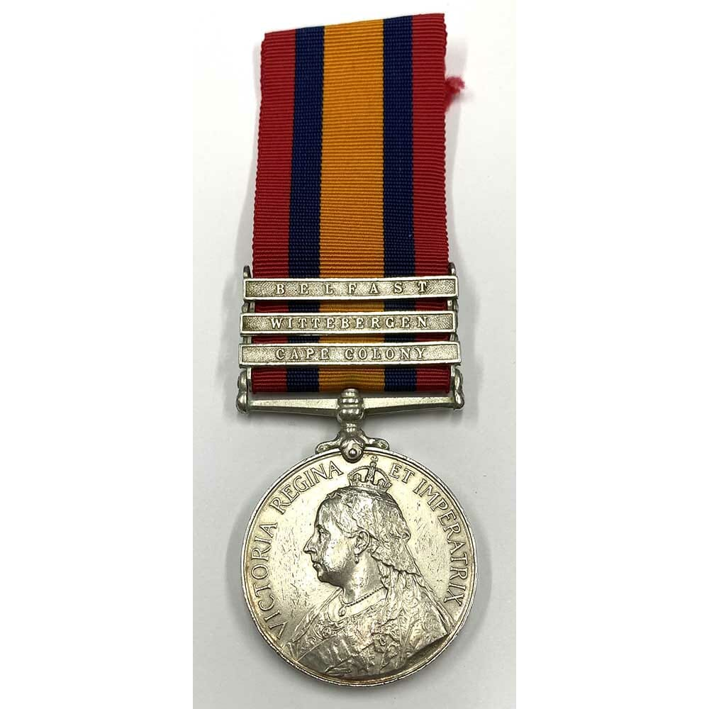 QSA 3 Bars Royal Irish Regiment 1