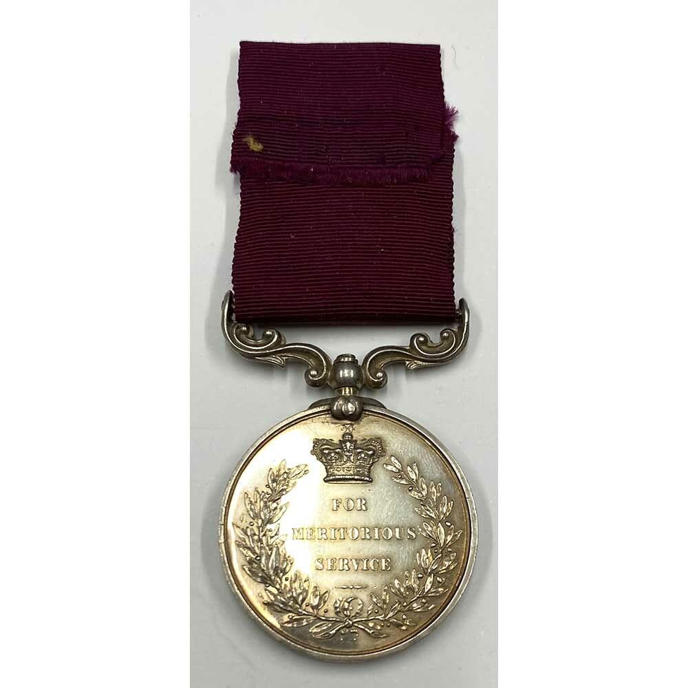 Victorian Army MSM Derby Regt 2