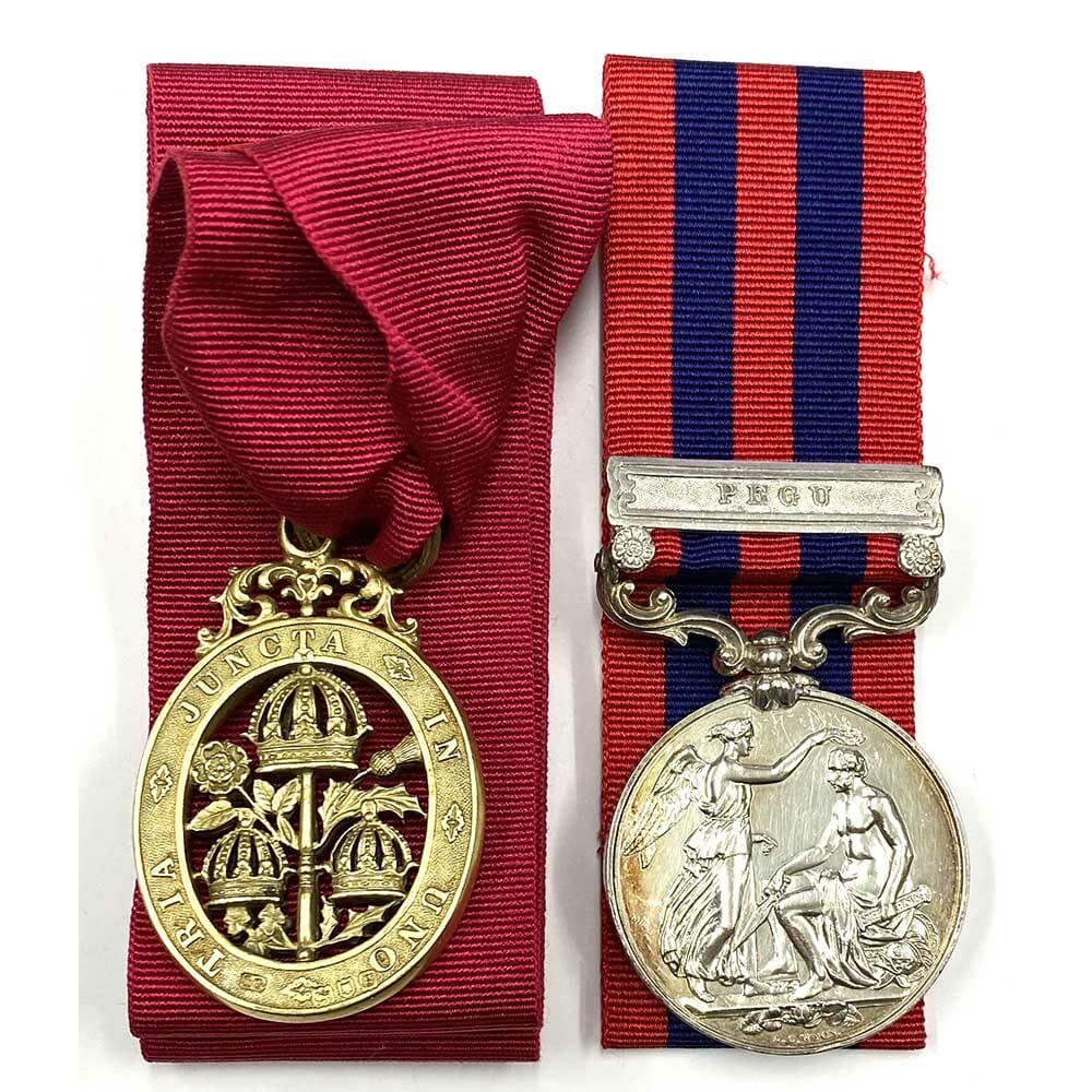 CB IGS Pegu HMS Hastings Officer 2