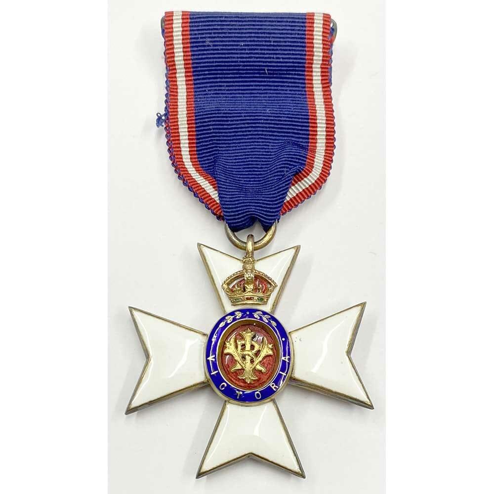 MVO LVO 4th Class Breast Badge 1