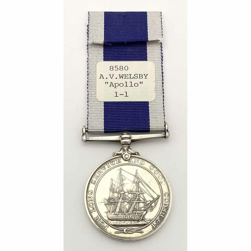 Navy LSGC HMS Apollo 2