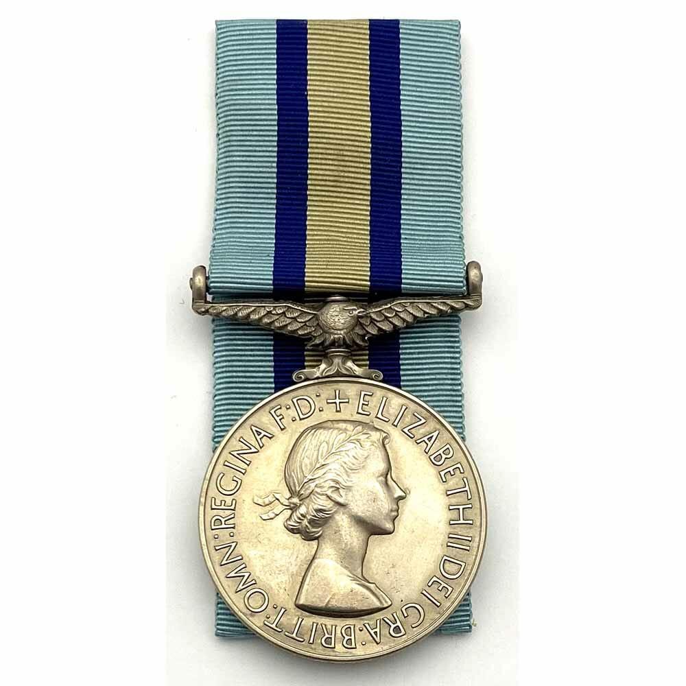 Royal Observer Corps Medal 1