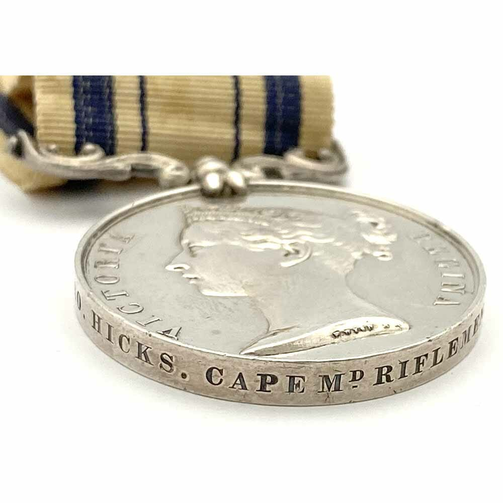 South Africa 1853 Cape Mounted Rifles 3