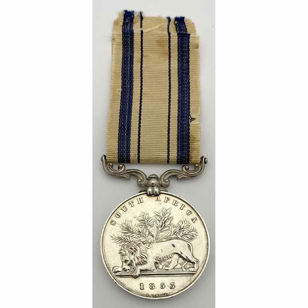 South Africa 1853 Cape Mounted Rifles 2