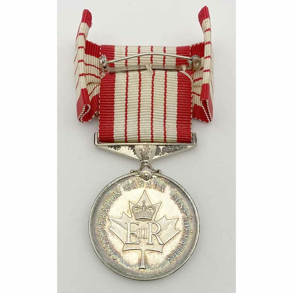 Canada Confederation Centennial Medal 1867-1967 2