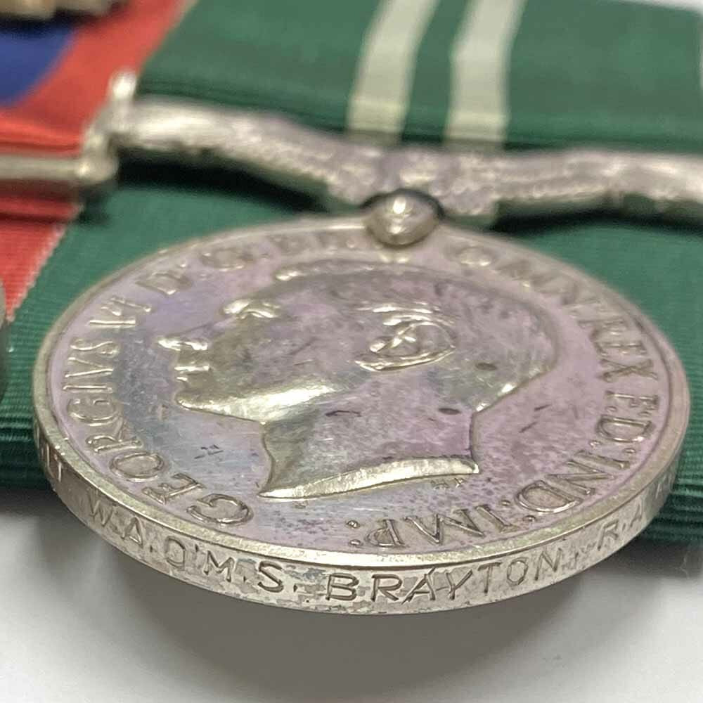 WW2 DFC Group RAF Intelligence 3
