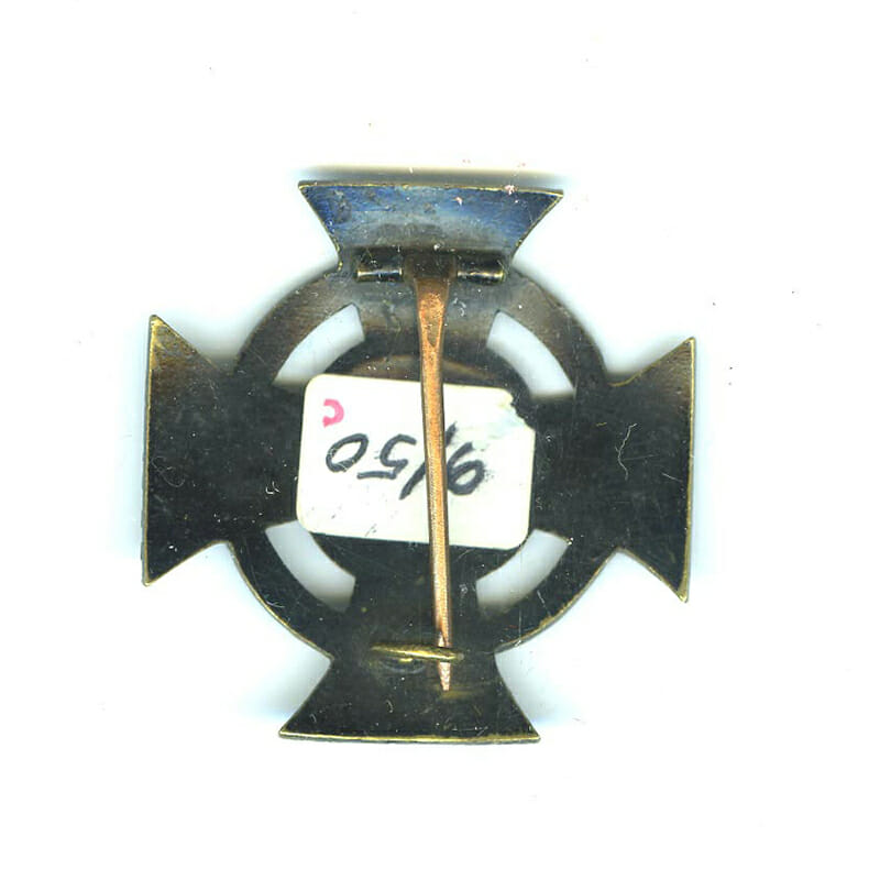 Freidrich August Cross 1914-18 1st class 2