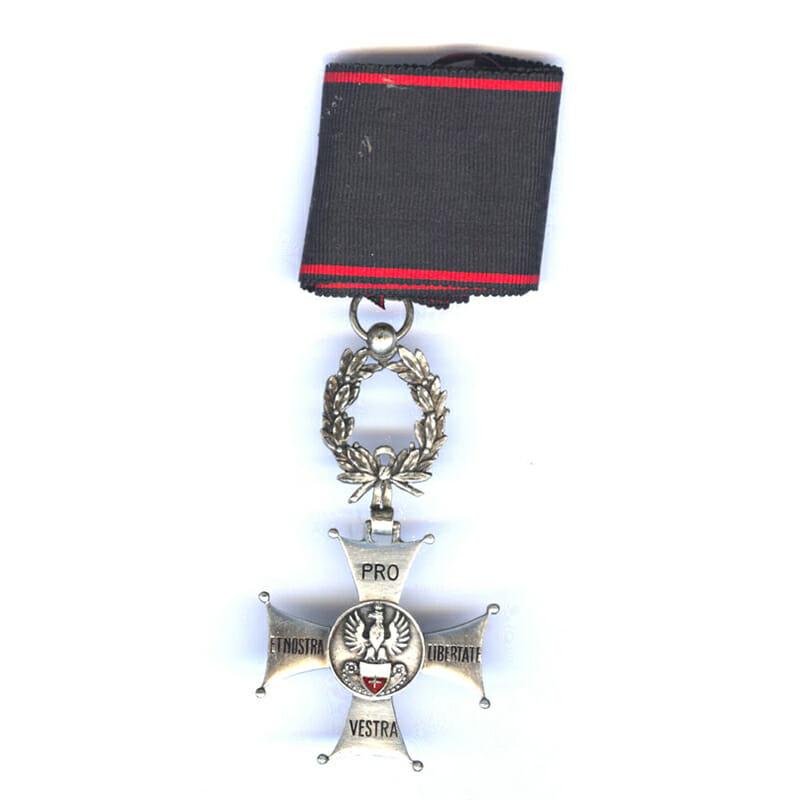 Cross  of Merit  Pro Etnostra 1