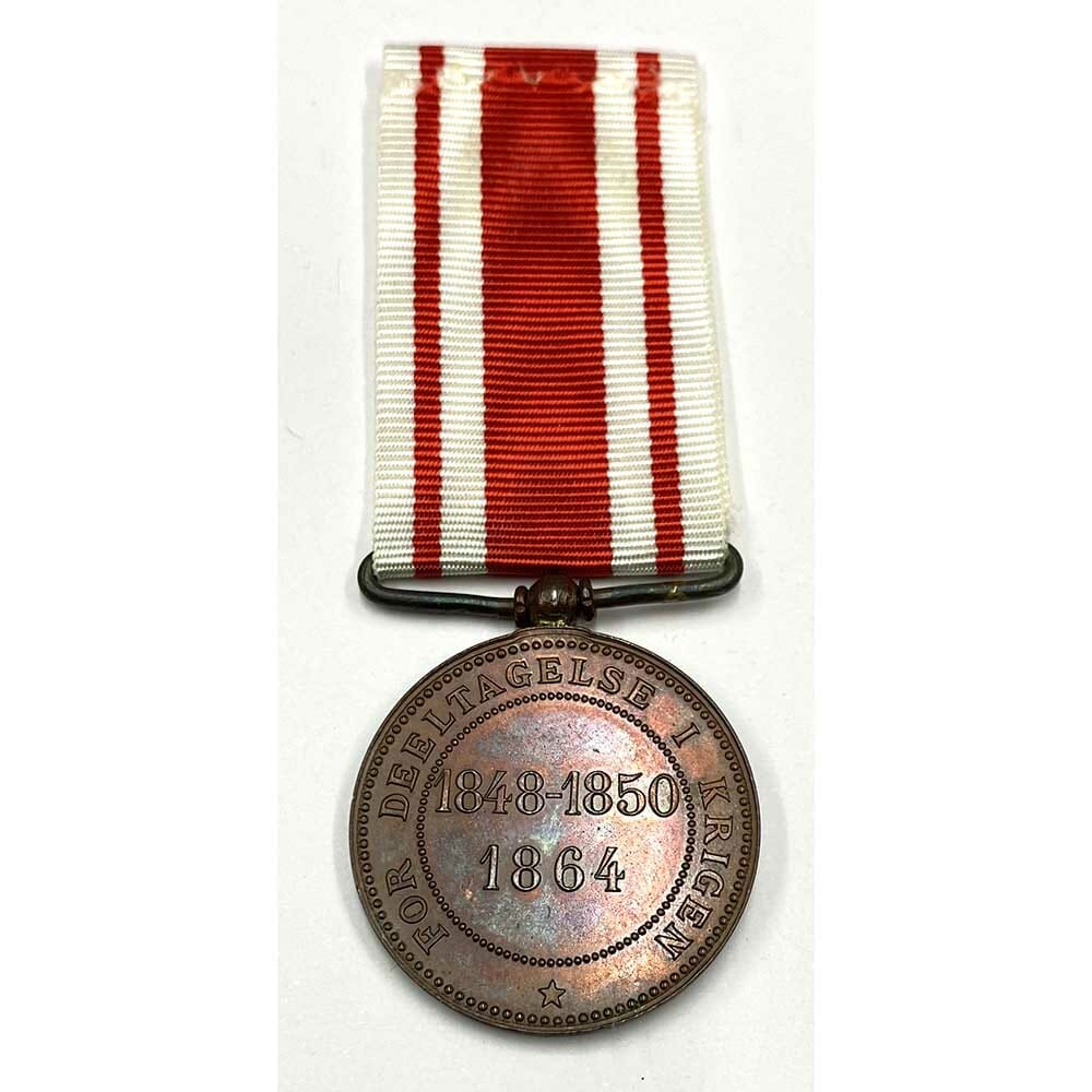 War medal 1848-1850-1864  triple date 2