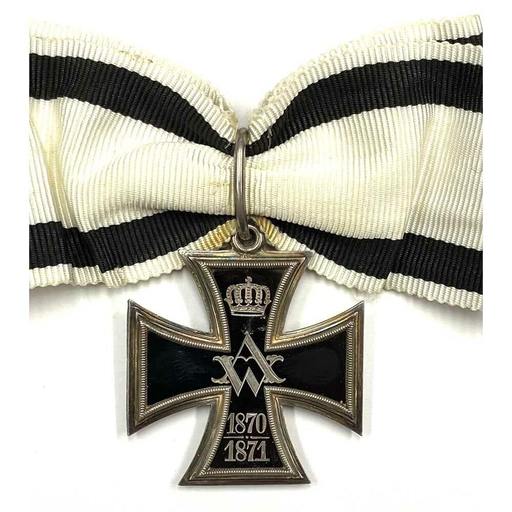 Honour and Merit Cross for the war of 1870-1871 Ladies 2