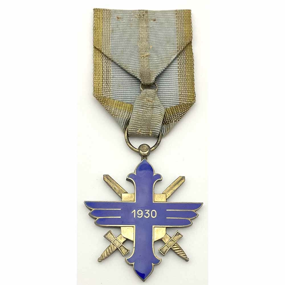 Air Force Order of Aeronautical Merit 2nd type with swords 2