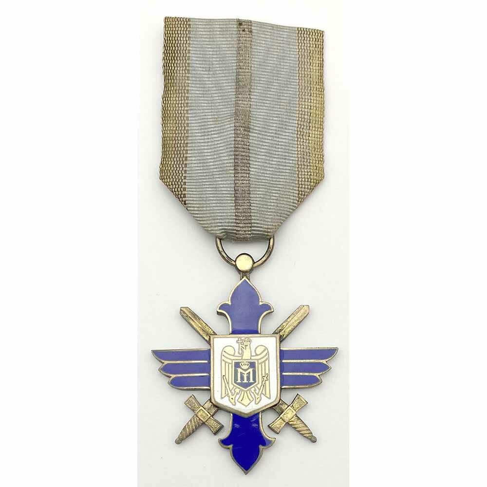 Air Force Order of Aeronautical Merit 2nd type with swords 1