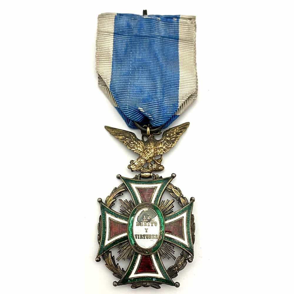 Order of Our Lady Of Guadaloupe Civil Officer 2