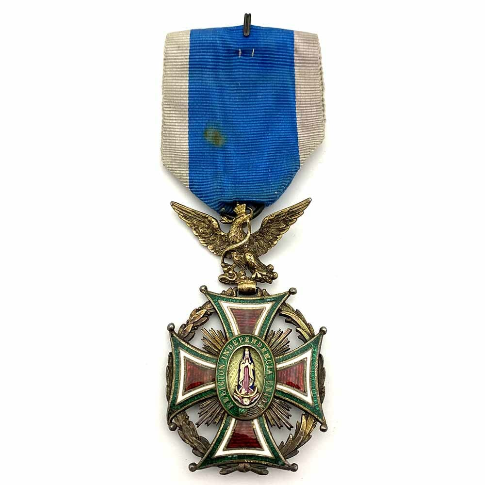 Order of Our Lady Of Guadaloupe Civil Officer 1