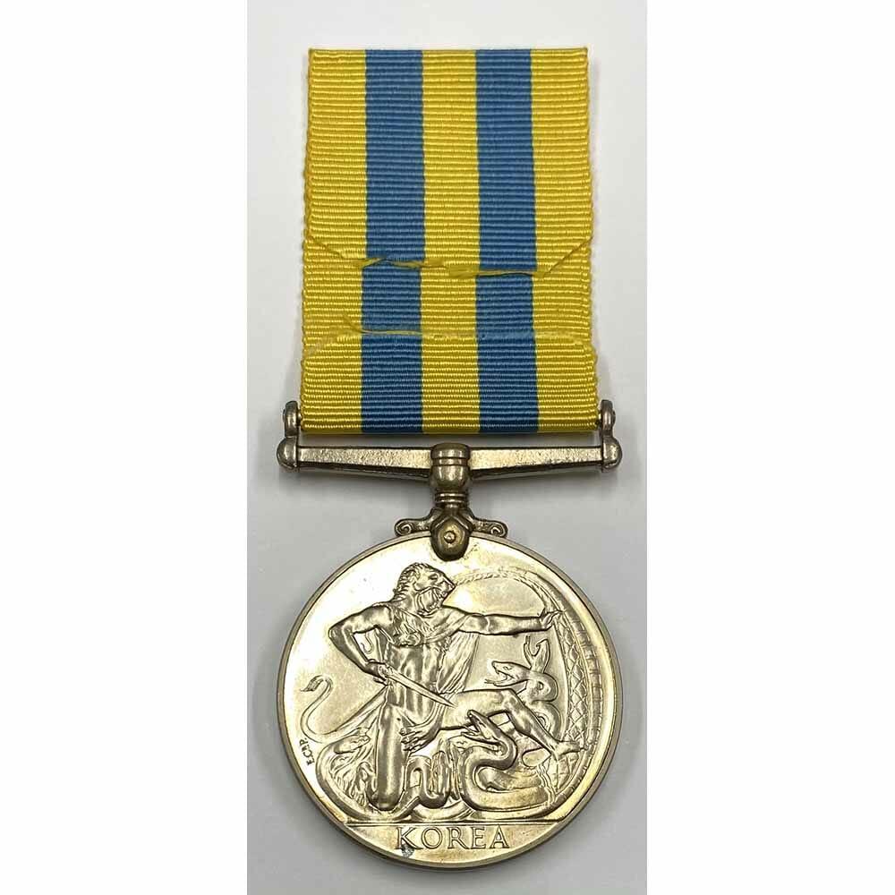 Korea Medal Specimen 2