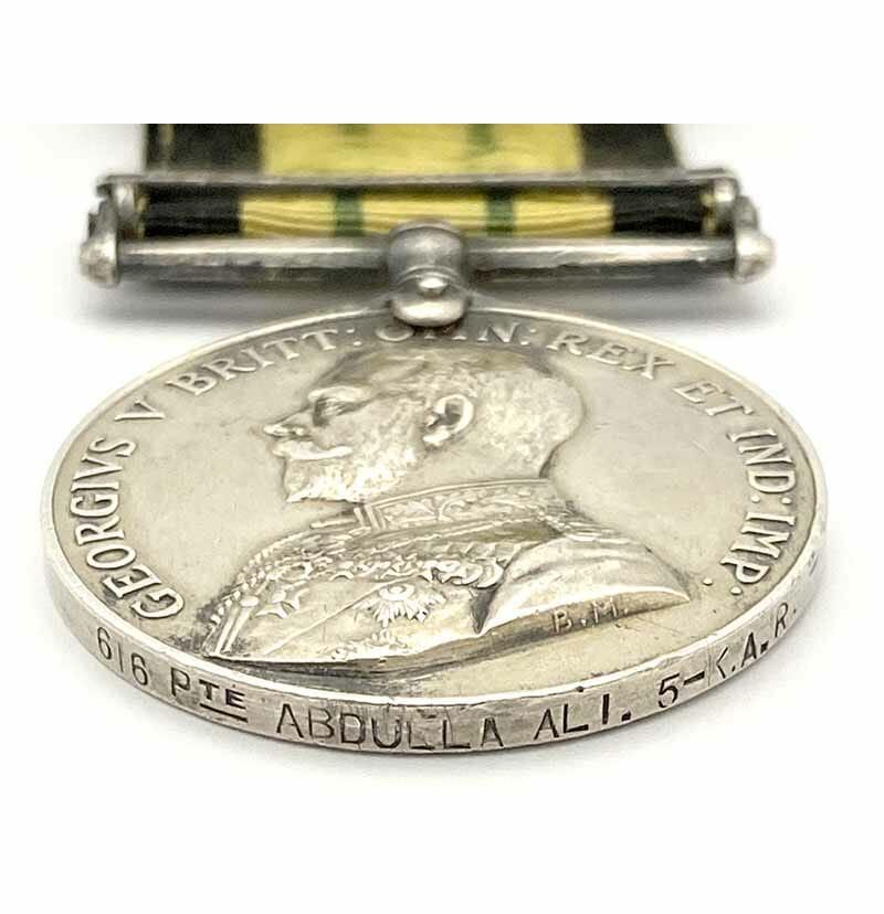 AGS East Africa 1918 5th KAR Rare 3
