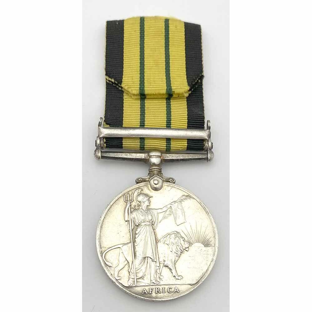 AGS East Africa 1918 5th KAR Rare 2
