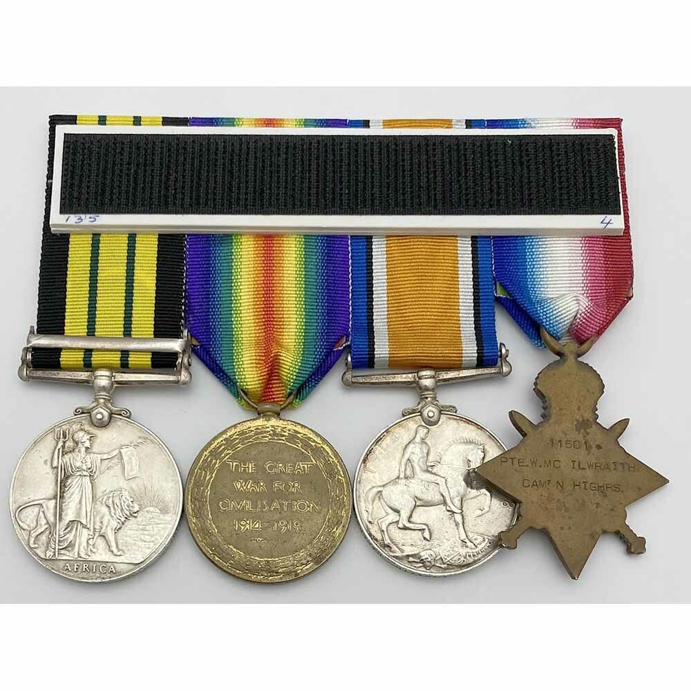 1915 Trio Somaliland 1920 RAF 2