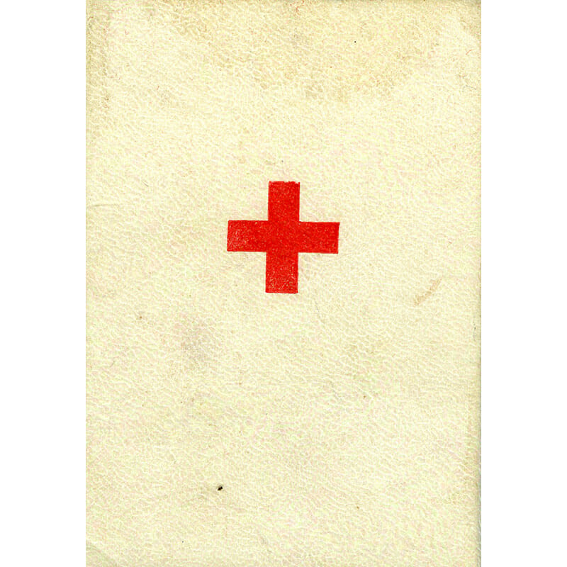 Red Cross medal  for Relief Work 1939-45 3