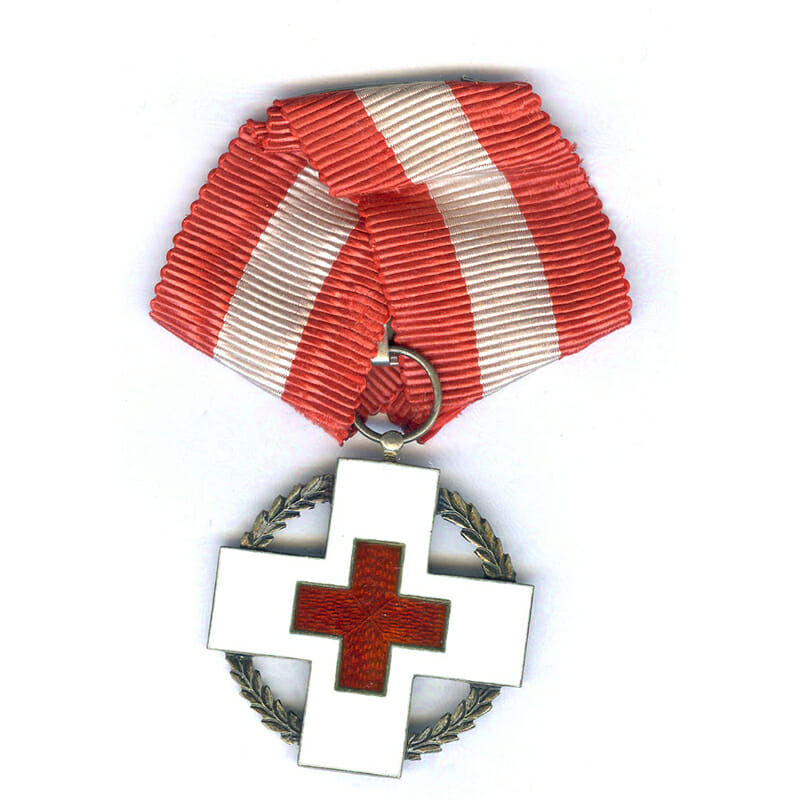 Red Cross medal  for Relief Work 1939-45 1