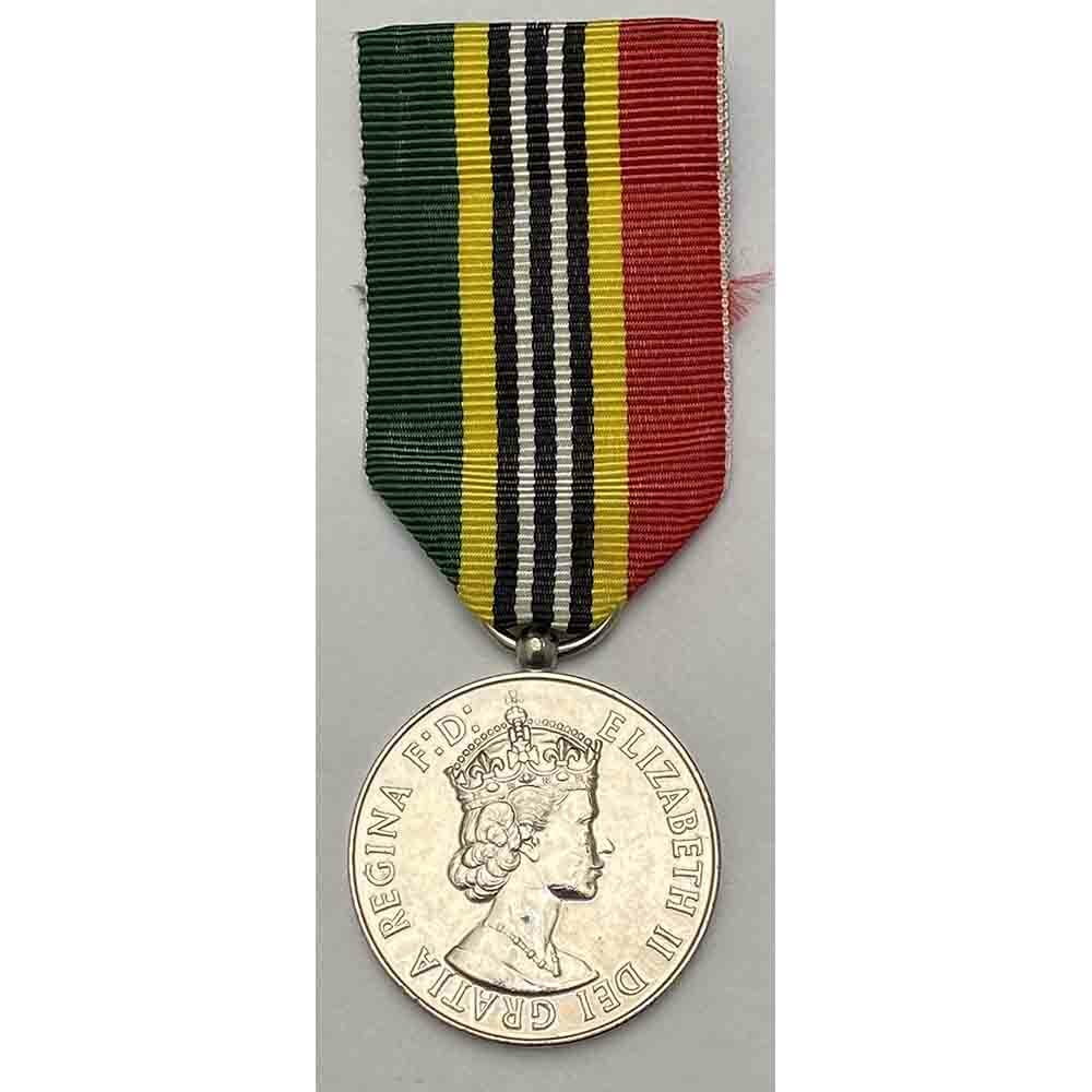 St Kitts and Nevis Independence Medal 1