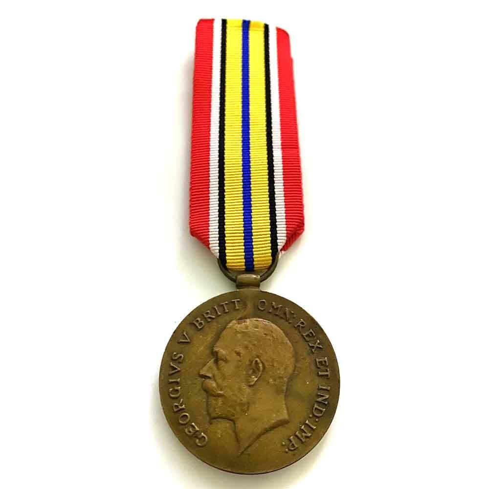 Allied Subject Bravery Medal WW1 1