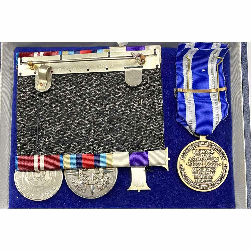 Military Cross EIIR  Mercians 2008 Afghanistan 4