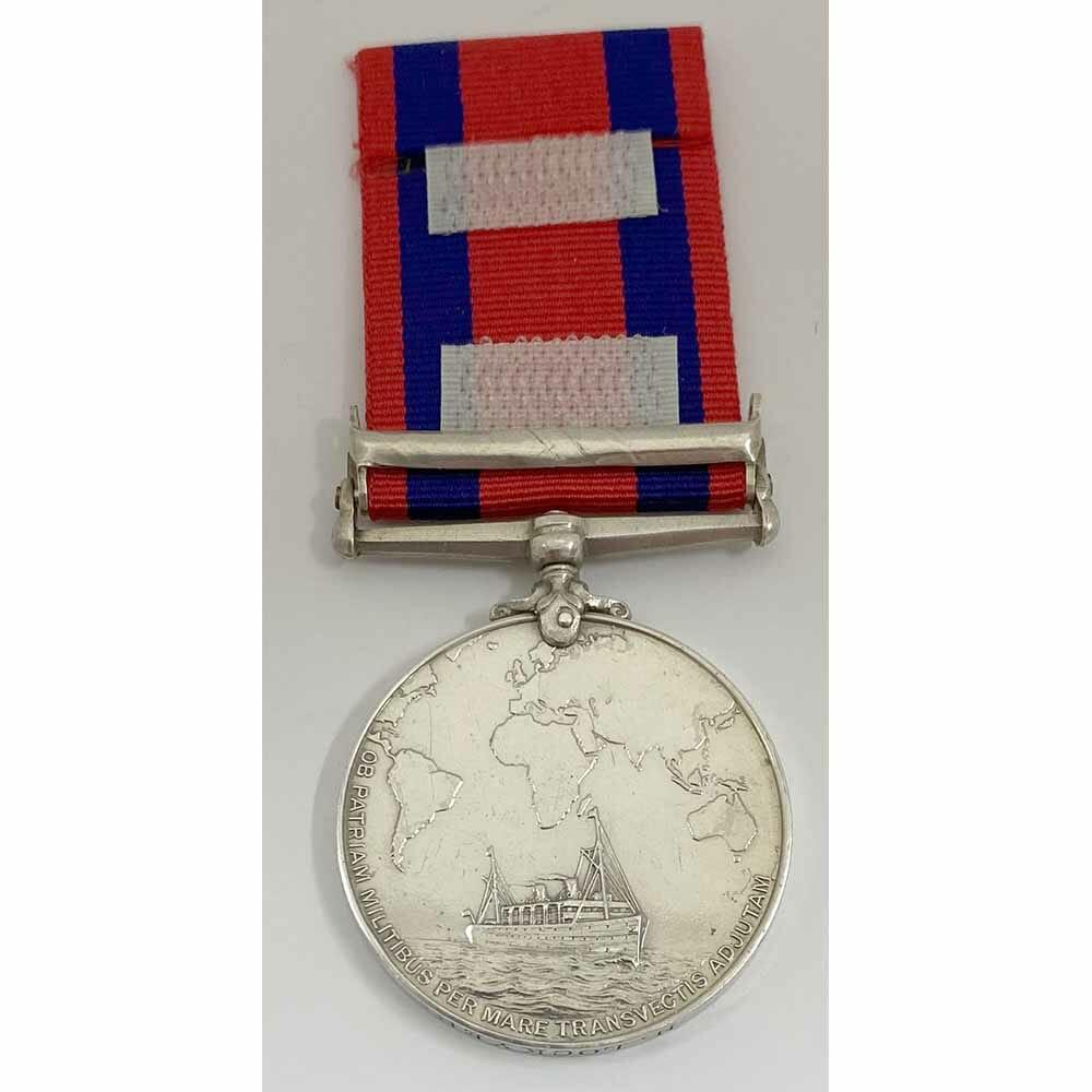 Transport Medal South Africa Spartan 2
