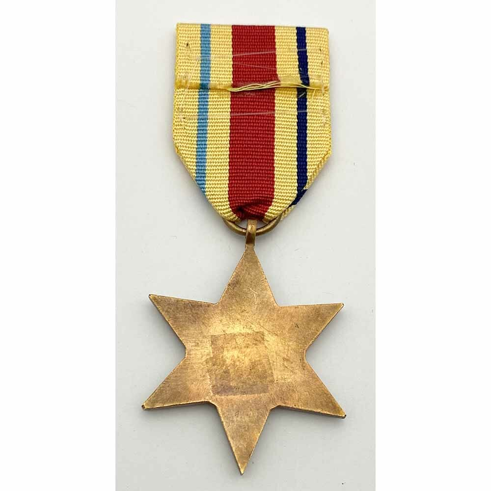 Africa Star with 3 clasps 3