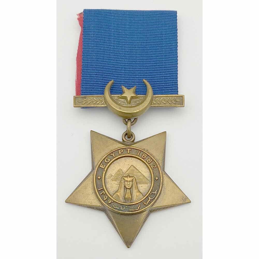 Khedive's Star 1882 1