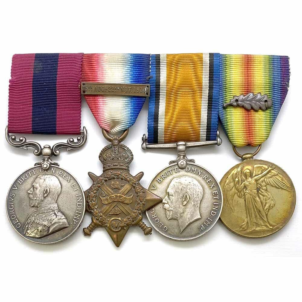 DCM 1914 Trio 1914 Award 1