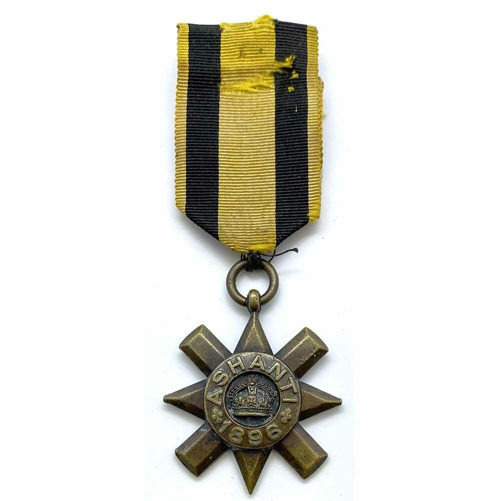 Ashanti Star 1896 Original 1