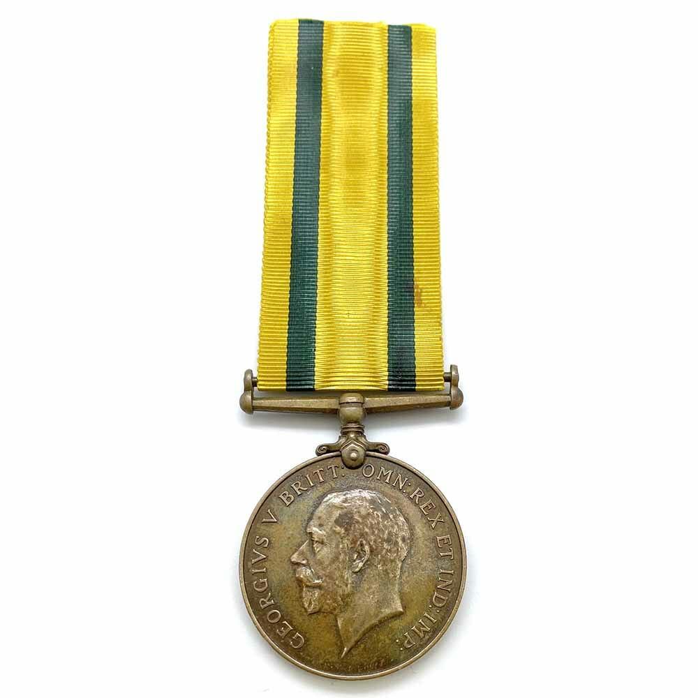 TFWM 22nd London Regiment 1