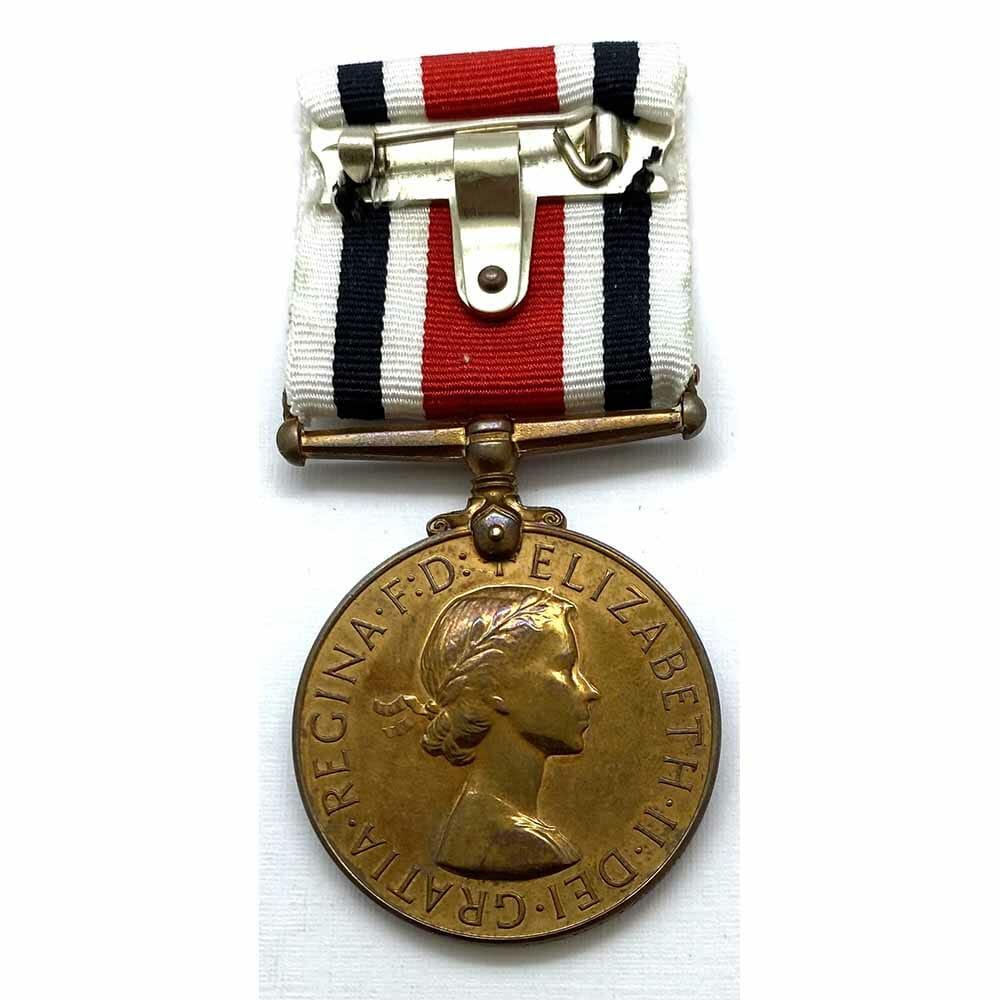 Ulster Special Constabulary Medal 2