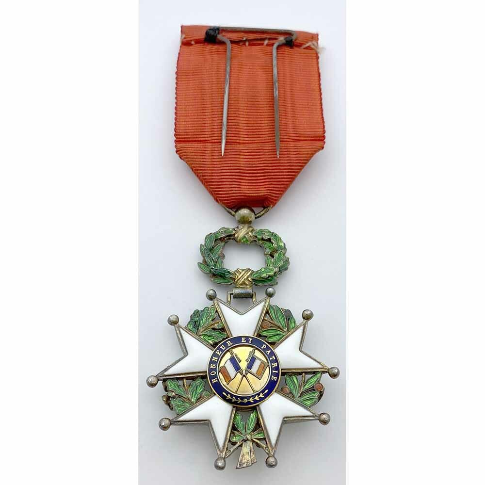 Legion D'Honneur 1870-1951 Officer superb deluxe issue 2