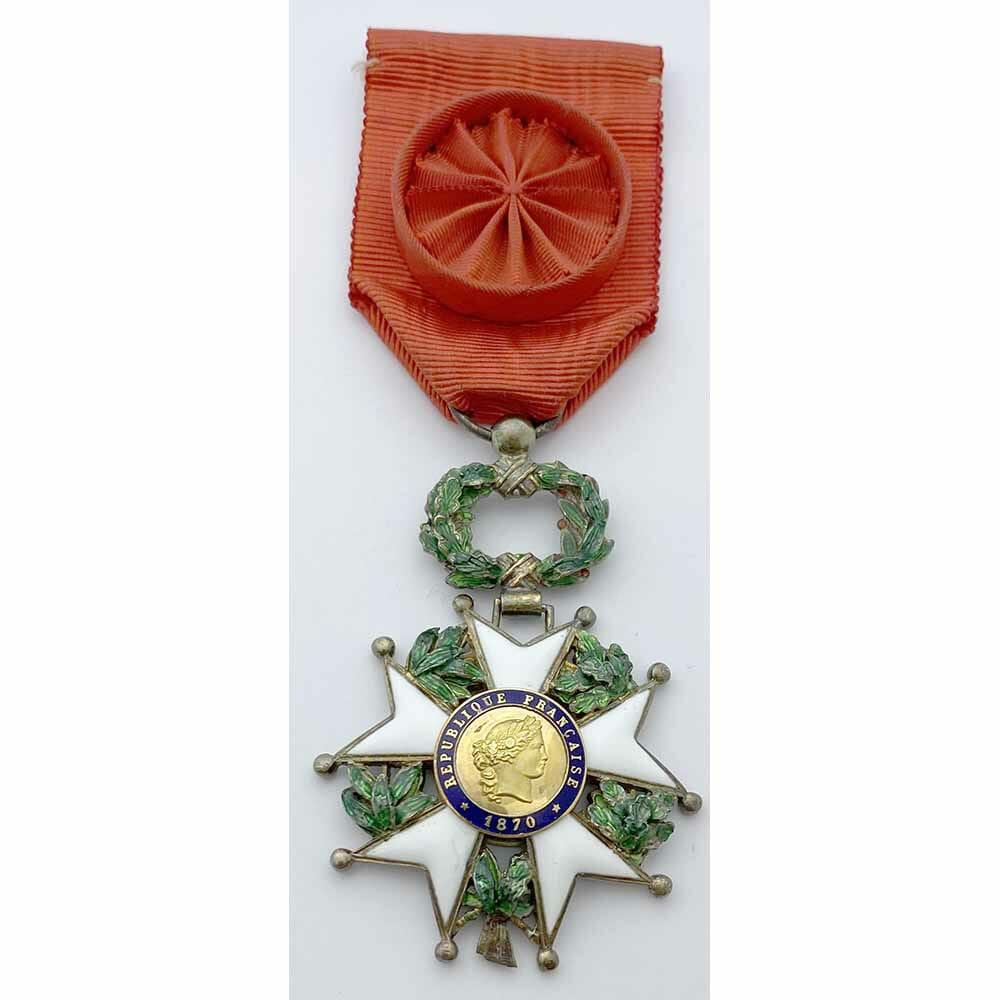 Legion D'Honneur 1870-1951 Officer superb deluxe issue 1