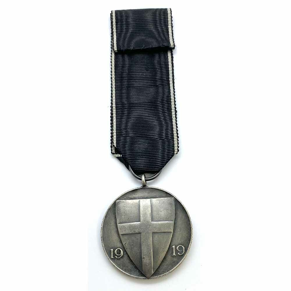 Freikorps Medal of the Iron Division 1919 2