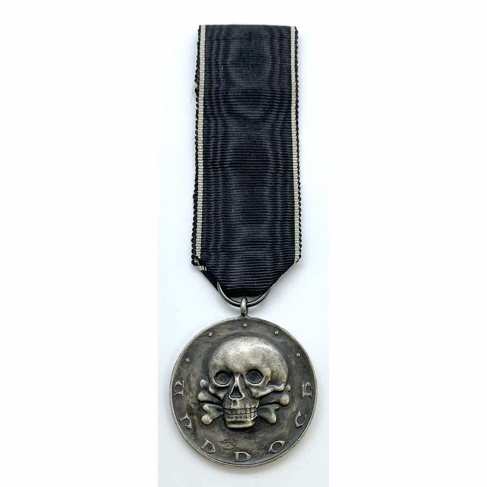 Freikorps Medal of the Iron Division 1919 1