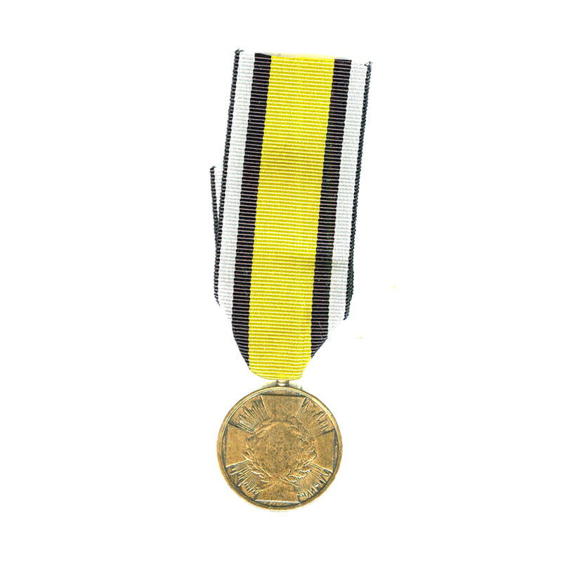 1814 War medal combatant with squared arms 2