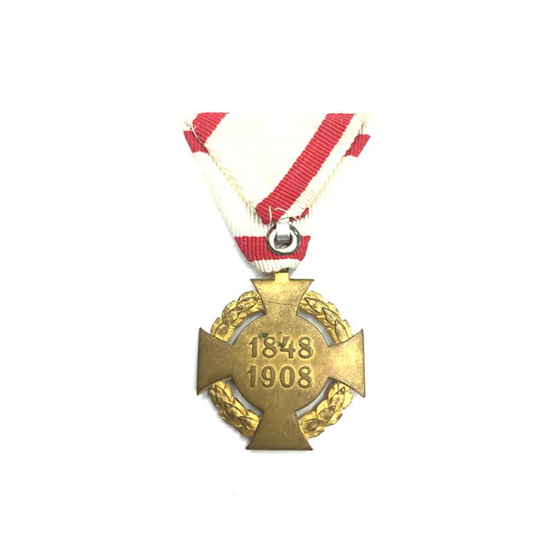 Jubilee Cross 1848-1908 1