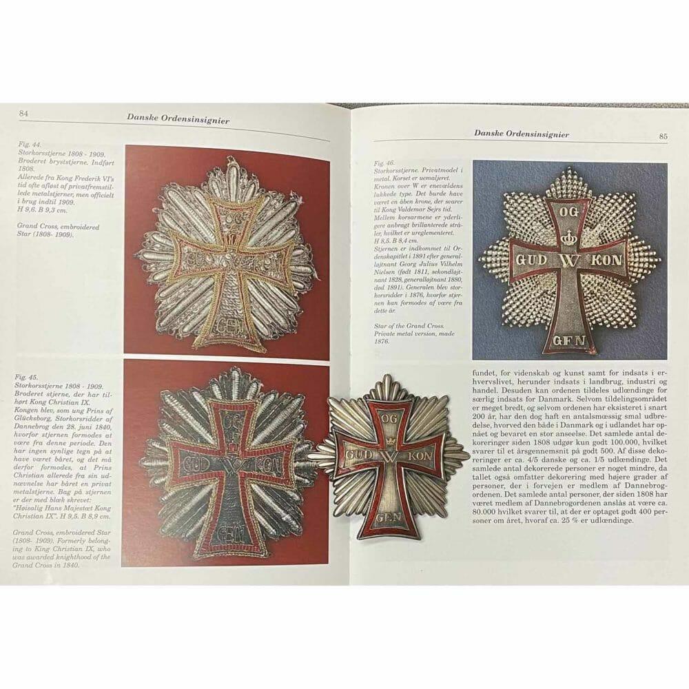 Order of Dannebrog Grand Cross Star 4