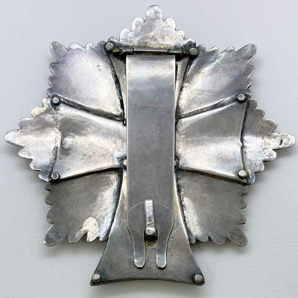 Order of Dannebrog Grand Cross Star 2