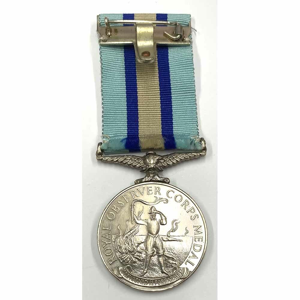 Observer Corps Leading Observer 2