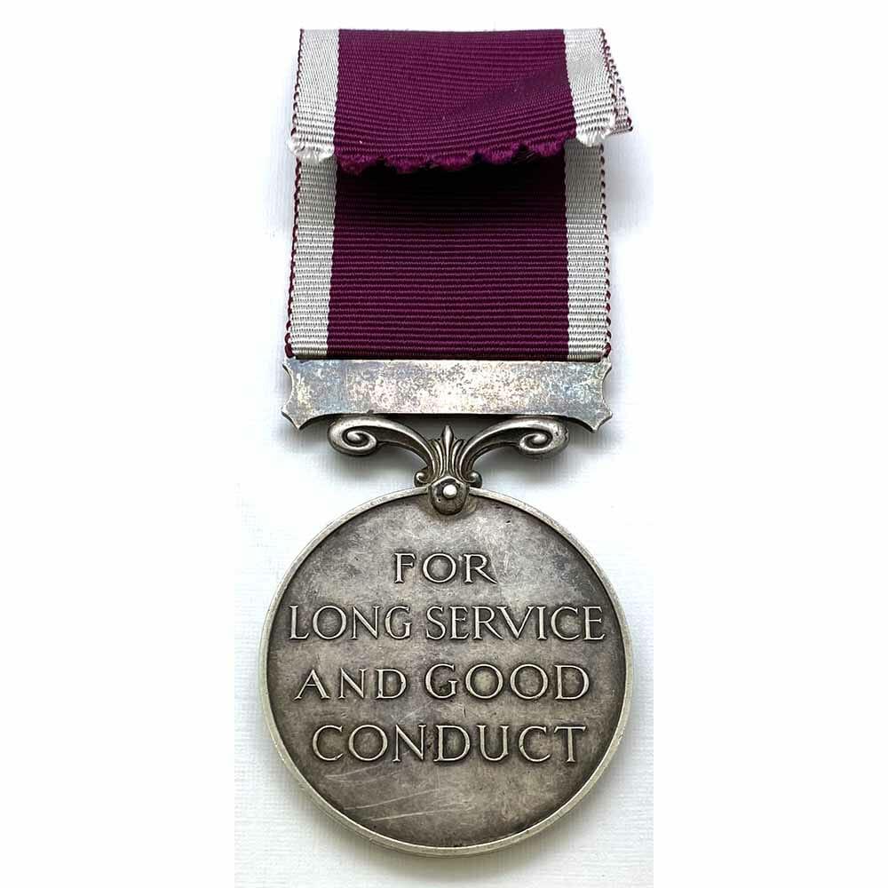 Army Long Service Southern Rhodesia 2