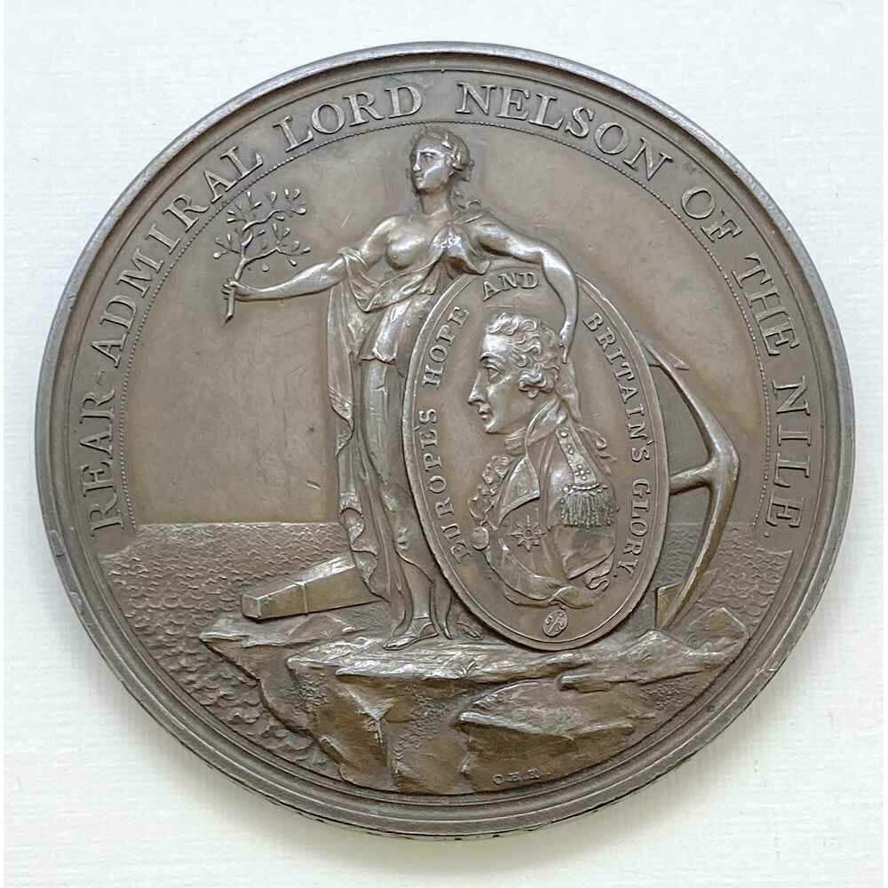 Davison Nile Medal 1798 1