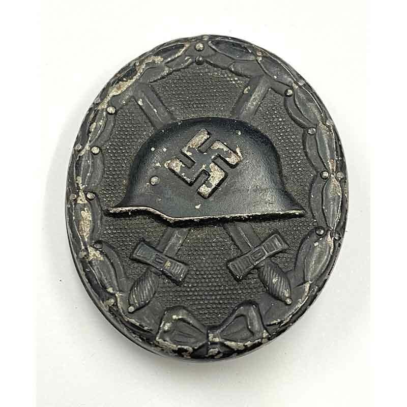 Military Wound badge black WW2 1