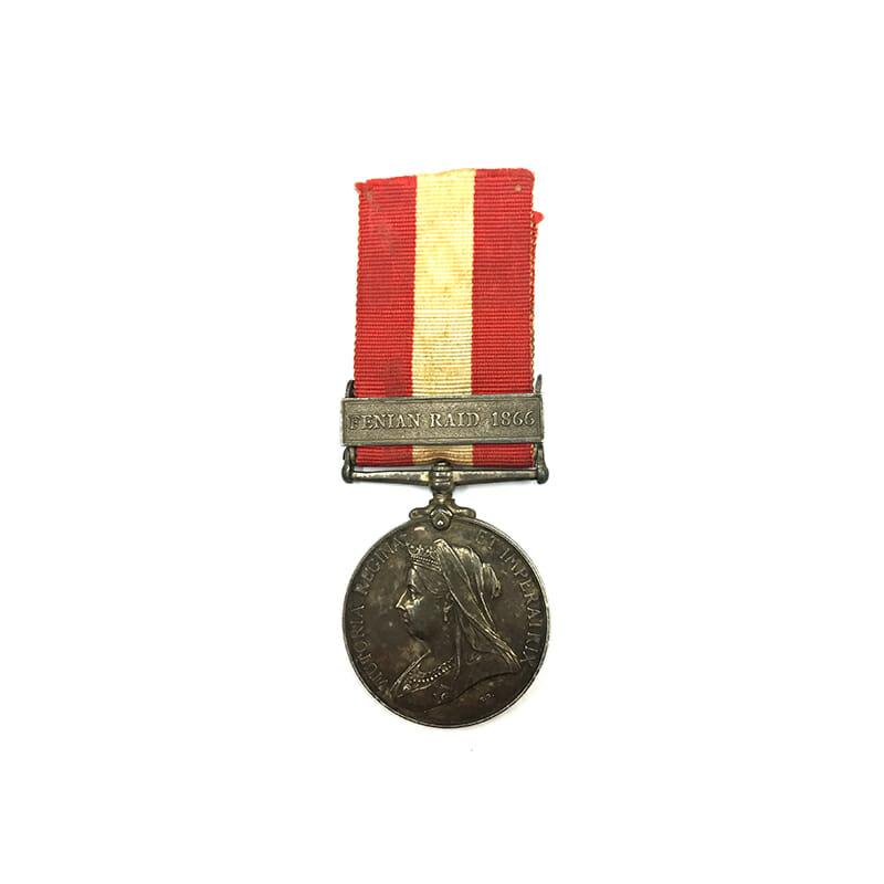 CGS Fenian Raid 47th Lancashire Regt 1