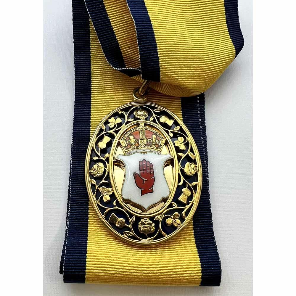 Baronet's Badge 1