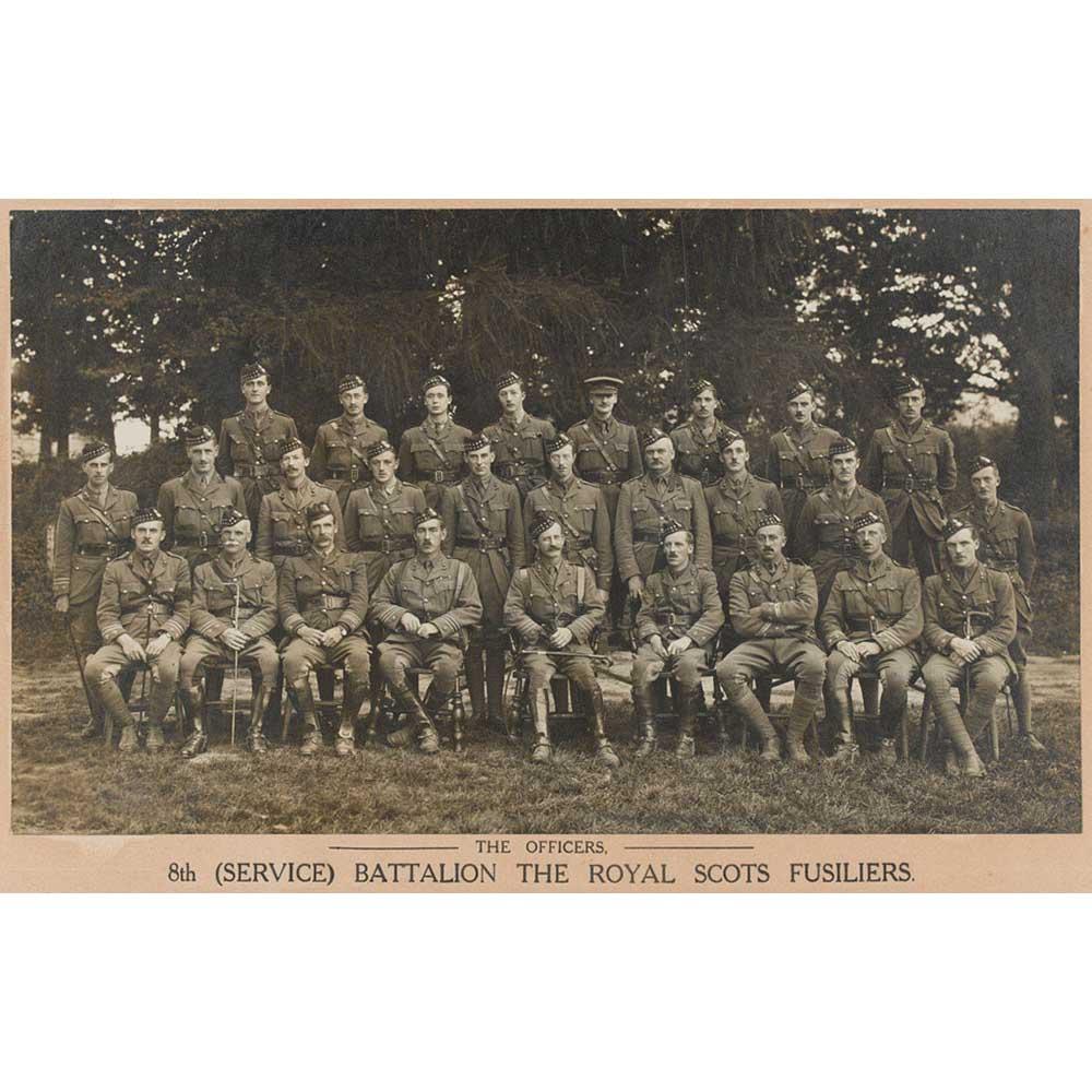 MC Trio Royal Scots Fusiliers 3